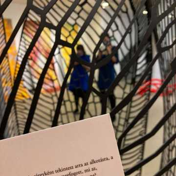 Budapest Art Week tárlatvezetés